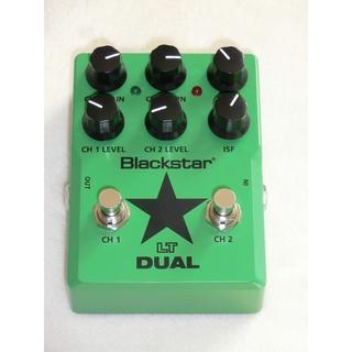 Blackstar  LT-DUAL ブラックスター デュアルディストーション(エフェクター)
