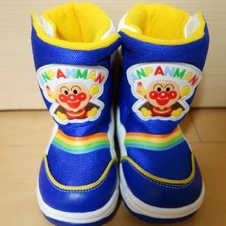 アンパンマン(アンパンマン)のアンパンマン スノーブーツ 15cm (長靴/レインシューズ)
