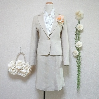 ナチュラルビューティーベーシック(NATURAL BEAUTY BASIC)のナチュラルビューティーベーシック スーツ 入学式ママ 入学式 卒業式 セレモニー(スーツ)