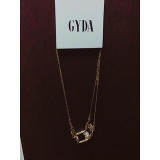 ジェイダ(GYDA)のGYDA チョーカーネックレス(ネックレス)