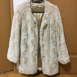 リュクスローズ(Luxe Rose)のリュクスローズ ファーコート(毛皮/ファーコート)