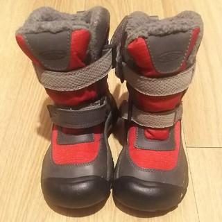 キーン(KEEN)のKEENスノーブーツ 17cm(ブーツ)