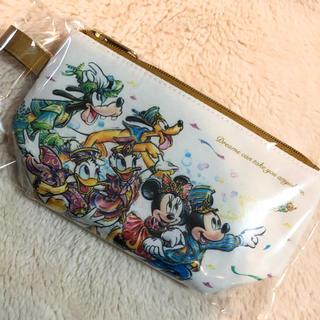 Disney - ディズニースーベニアランチポーチ