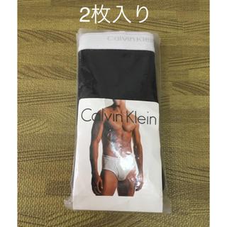 カルバンクライン(Calvin Klein)のCalvin Klein カルバンクライン ブリーフ 黒 2枚セット(その他)