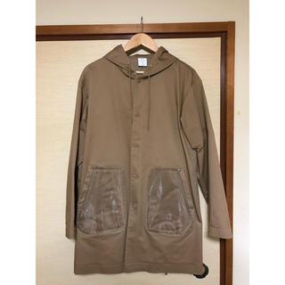 アンユーズド(UNUSED)のミスタージェントルマン ポケットフードコート(トレンチコート)