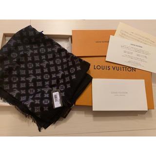 ルイヴィトン(LOUIS VUITTON)の新品未使用 ルイヴィトン フラグメント ストール 限定スカーフ(ストール)