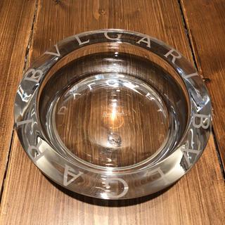 ブルガリ(BVLGARI)の【BVLGARI】ローゼンタール クリスタル 20cm(灰皿)