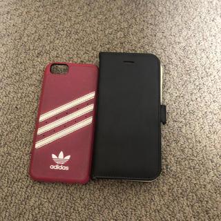 adidas - iPhone6 6sケース 2個セット