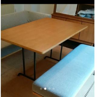 ウニコ(unico)のウニコダイニングテーブル ベンチ2017冬購入(ダイニングチェア)