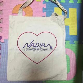 ナディア(NADIA)のNADIA トートバック(トートバッグ)