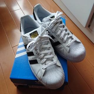 アディダス(adidas)のadidas アディダス スーパースター 26㎝(スニーカー)
