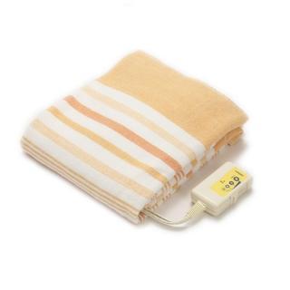 LIFEJOY 洗える 日本製 電気敷き毛布(電気毛布)
