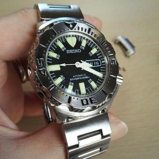 セイコー(SEIKO)のSEIKO腕時計 セイコー モンスター(腕時計(アナログ))
