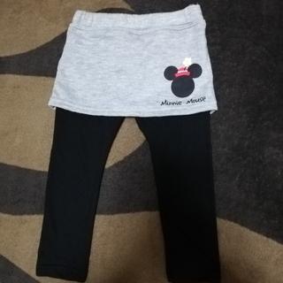 ディズニー(Disney)のミニーちゃん スカッツ 95サイズ(パンツ/スパッツ)