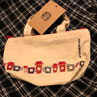 スターバックスコーヒー(Starbucks Coffee)のスタバ トートバック(ノベルティグッズ)