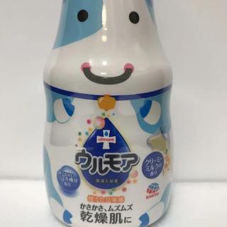アースセイヤク(アース製薬)のウルモア 保湿入浴液 クリーミーミルクの香り 600ml(入浴剤/バスソルト)