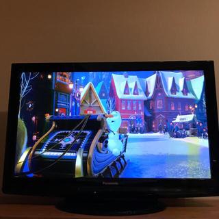 パナソニック(Panasonic)のパナソニック ビエラ 42型 プラズマテレビ ブルーレイレコーダーもあります(テレビ)