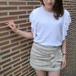 グリード(GREED)の新品☆greed ツイード スカート ¥24,150(ミニスカート)