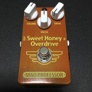 ☆値下げ Mad Professor Sweet Honey Overdrive(エフェクター)