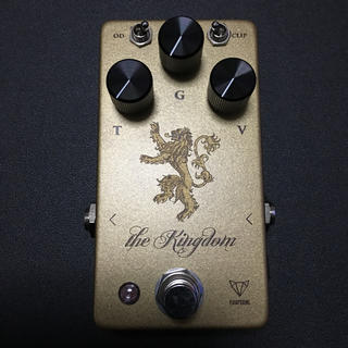 Foxpedal Kingdom Antique Gold(エフェクター)