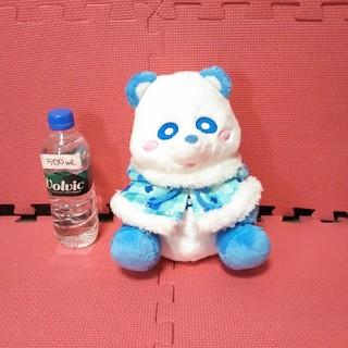 トリプルエー(AAA)のブルー AAA 與真司郎 青 え~パンダ こたつでほっこり BIG ぬいぐるみ (ミュージシャン)