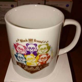 トリプルエー(AAA)のえ~パンダ マグカップ 4つセット(ミュージシャン)