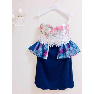 デイジーストア(dazzy store)の♡Dazzy Queen♡新品未使用ナイトドレス(ナイトドレス)