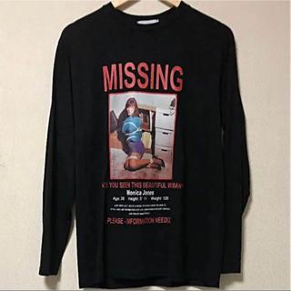 シュープ(SHOOP)のシュープのtシャツ(Tシャツ/カットソー(七分/長袖))