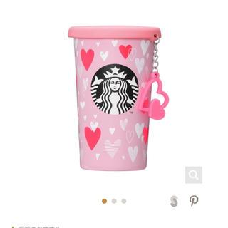 Starbucks Coffee - スタバタンブラー☆バレンタイン2019