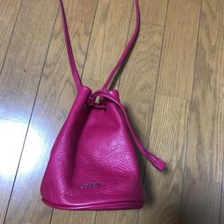 Furla - FURLA巾着型ショルダーバッグ ピンク