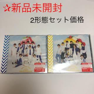 Hey! Say! JUMP - Hey! Say! JUMP ✰真剣(マジ)SUNSHINE 初回限定盤1.2