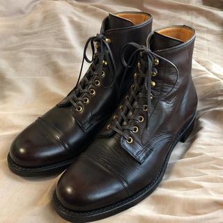 ダブルアールエル(RRL)のRRL / Livingstone Leather Boots(ブーツ)
