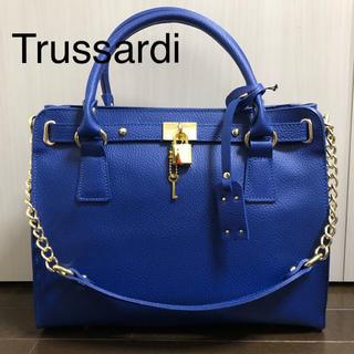 トラサルディ(Trussardi)のTrussardi トラサルディ ショルダーバッグ/ハンドバッグ【新品】(ハンドバッグ)