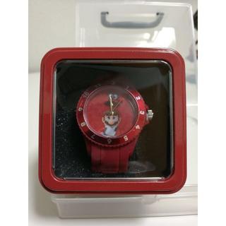 タイトー(TAITO)のスーパーマリオ オデッセイ シリコンウォッチ(腕時計(アナログ))