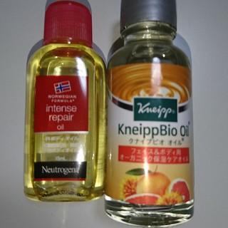 クナイプ(Kneipp)の新品❗未開封❗クナイプ&ニュートロジーナオイル2個セット(ボディオイル)