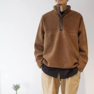 patagonia - graphpaper boa high neck pullover