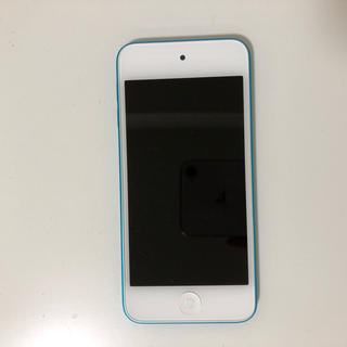iPod touch - ipodtouch 第五世代 ブルー