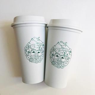 スターバックスコーヒー(Starbucks Coffee)の【日本未発売】 スターバックス プラスチック タンブラー リユーザブル USA(タンブラー)