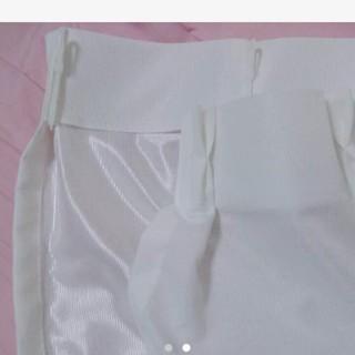 215×118 レースカーテン ホワイト(レースカーテン)