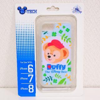 上海ディズニーランド限定 ダッフィー iPhone6s/7/8 ケース