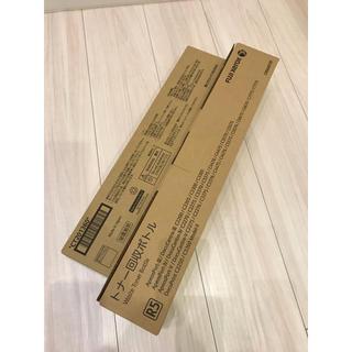 富士ゼロックス トナー BK CT201360&トナー回収ボトル1本(OA機器)