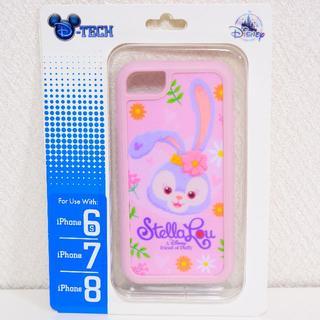 ステラルー(ステラ・ルー)の上海ディズニーランド限定 ステラルー iPhone6s/7/8 ケース(iPhoneケース)