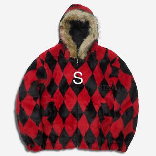 シュプリーム(Supreme)のSサイズ Diamond Faux Fur Jacket(その他)