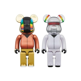 BE@RBRICK DAFT PUNK DISCOVERY Ver. 400%