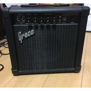 グレコ(Greco)のgreco gbx1000 アンプ(ギターアンプ)