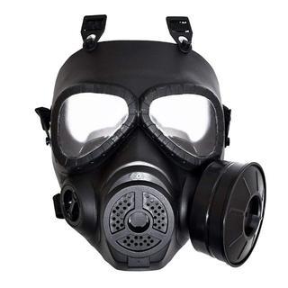 ☆【サバゲーに!】 ガスマスク型 フルフェイスマスク コスプレ ゴーグル マスク(個人装備)