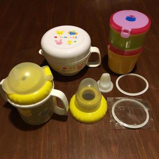 ミキハウス(mikihouse)の離乳食食器 & 容器 &マグ セット(離乳食器セット)