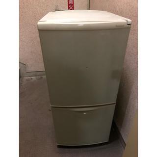 パナソニック(Panasonic)のナショナル冷蔵庫! 122Lタイプ(冷蔵庫)