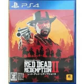 PlayStation4 - PS4 レッドデッドリデンプション2