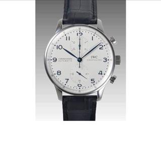 インターナショナルウォッチカンパニー(IWC)のポルトギーゼ クロノグラフ IW371446(腕時計(アナログ))
